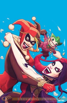 Harley en Harley Quinn