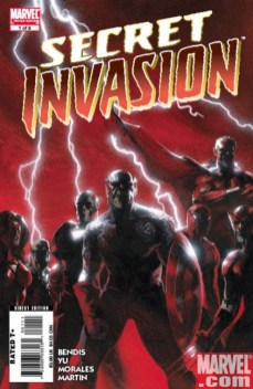20. SECRET INVASION