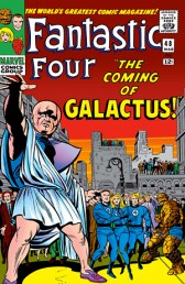 23. FANTASTIC FOUR THE GALACTUS TRILOGY