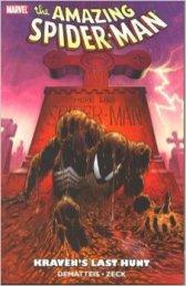 3. SPIDER-MAN KRAVEN'S LAST HUNT
