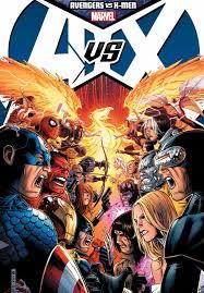 33. AVENGERS VS. X-MEN