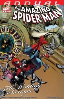 44. AMAZING SPIDER-MAN (1999) #36