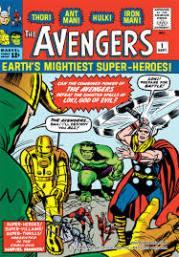 50. AVENGERS (1963) #57