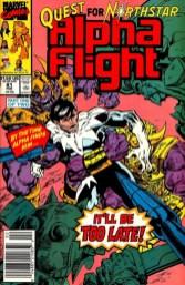 56. ALPHA FLIGHT (1983) #12