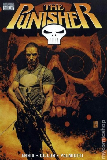 64. THE PUNISHER WELCOME BACK, FRANK