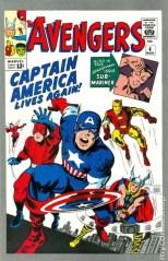 69. AVENGERS (1963) #4