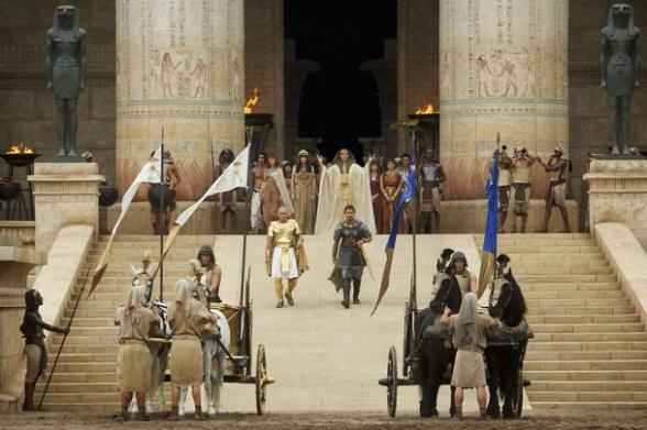 Crítica de Exodus: Dioses y Reyes