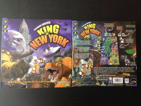 Reseña: King of New York