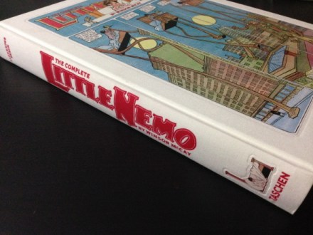 'The Complete Little Nemo by Winsor McCay', de Taschen