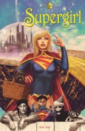 Portada alternativa Supergirl