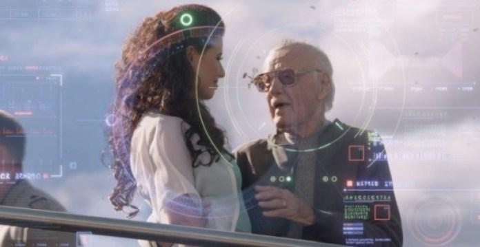 Stan Lee en los guardianes de la galaxia