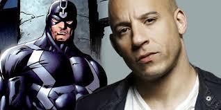 Vin Diesel - Inhumanos