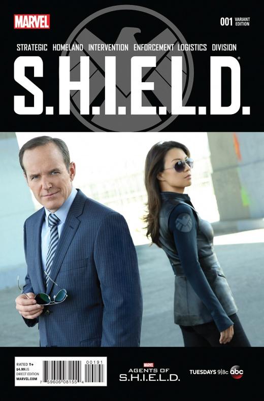 Waid y Pacheco traen Agentes de S.H.I.E.L.D. a la viñeta 10