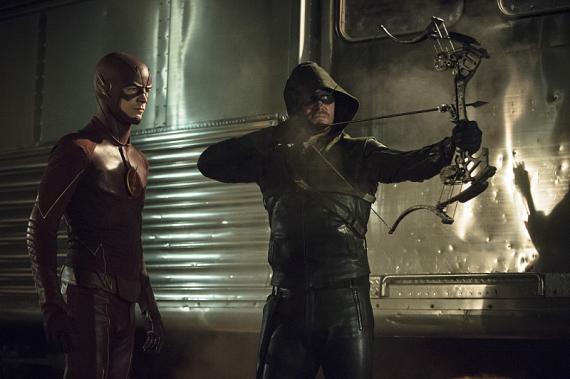 Arrow y Flash