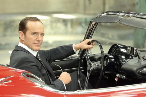 Agentes de SHIELD - Agente Coulson - Clark Gregg