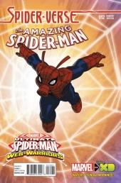 Amazin Spiderman portada