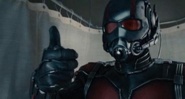 Ant-Man Trailer - Scott Lang pulgar arriba