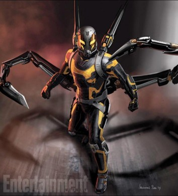 Ant-Man - Yellowjacket completo