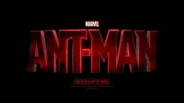 Ant-Man nuevo logo