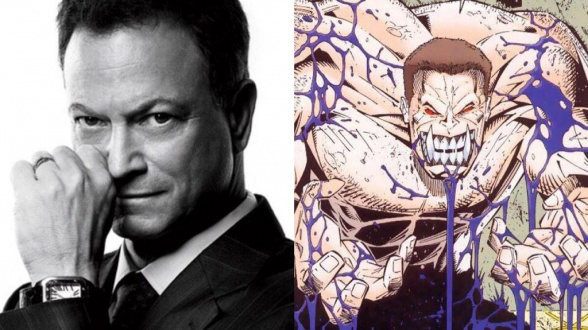 Gary Sinise - General Eiling Suicide Squad