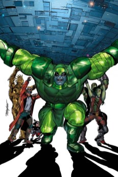 Guardians Team-Up 3 sin texto