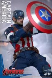 Hot Toys Capitán América