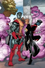 Welcome Home variant cover 09 - Amazing X-Men 15