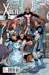 Welcome Home variant cover 16 - All New X-Men 35