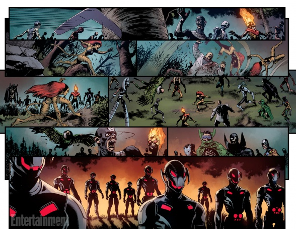 Age of Ultron vs. Marvel Zombies Página 3