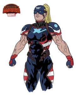 Capitan América 2099