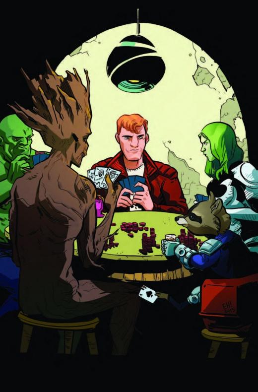 Mujeres de Marvel Guardianes de la Galaxia nº25