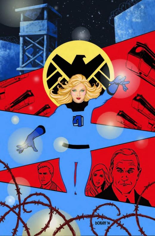 Mujeres de Marvel SHIELD nº4