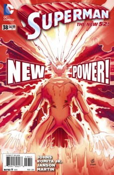 Superman #38 - Portada 1