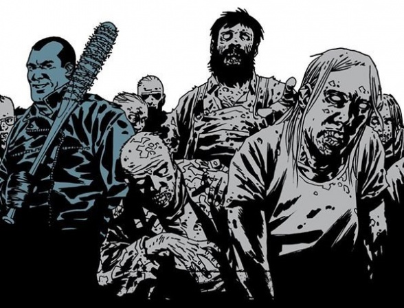 The walking dead5