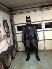 Traje de Batman hecho por fan 10