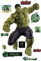 Promo FatHead Hulk
