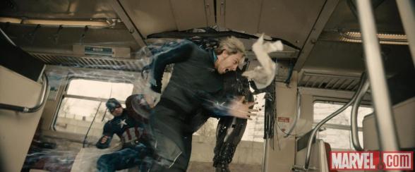 Mercurio y el Capitán América