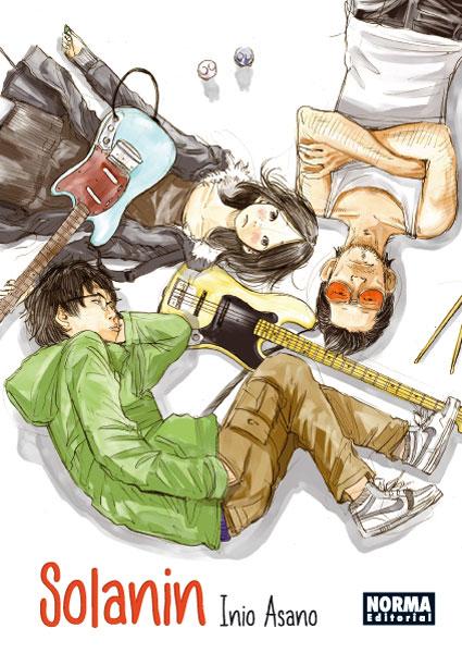 'Solanin' de Inio Asano, manga editado por Norma Editorial