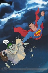 Superman #41 por Karl Kerschi