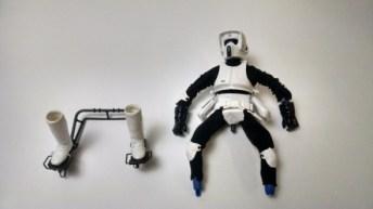 Dron - Star Wars Speeder Bike 13