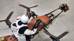 Dron - Star Wars Speeder Bike 18