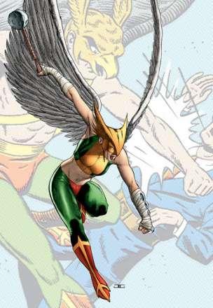 Hawkgirl Kendra Saunders