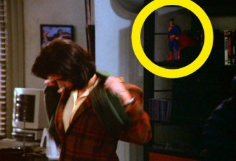 Jerry Seinfeld Superman