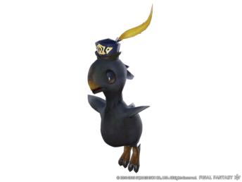 Preorder Minion Chocobo Negro