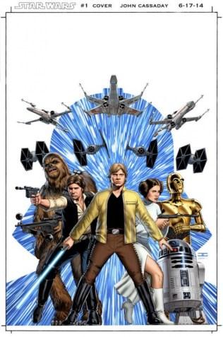 Previa Portada Star Wars Color