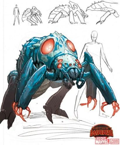 The Infinity Gauntlet Monstruo