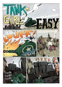 21st Century Tank Girl Previo 2