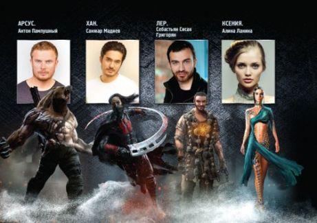 Defenders - casting
