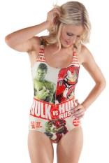 Hulk Iron Man