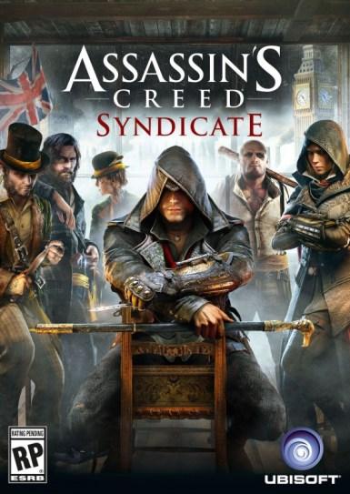 Assassin's Creed Syndicate carátula